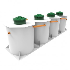 Система биологической очистки сточных вод Kolo Ilma 100