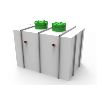 Коло Илма - система автономной канализации