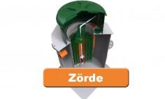 Zörde, Зордэ, станция биологической очистки