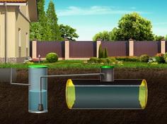 поможем выбрать правильную канализацию для коттеджа