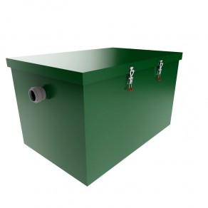 Кубический жироуловитель - установка под мойкой