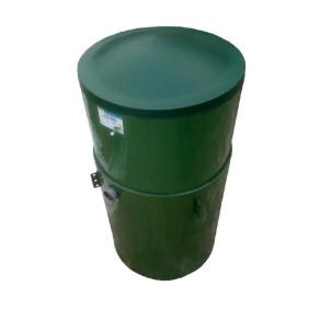 Автономная система очистки стоков для постоянного проживания 4-6 человек