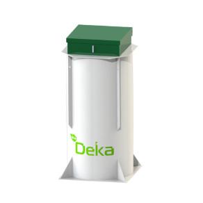 Продаем и устанавливаем под ключ в Спб систему очистки стоков БиоДека