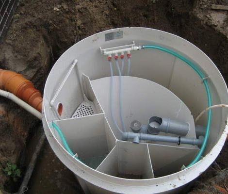 аэротенки - очистные сооружения для загородного дома или для дачи