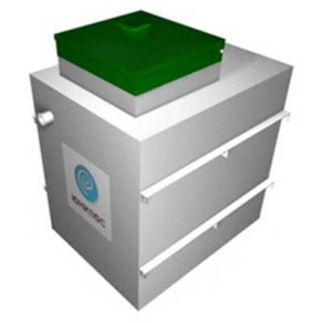 Недорогая практичная система очистки стоков на 15 человек